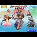 超像 クィーンズブレイドコレクションフィギュア Vol.2
