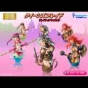 超像 クィーンズブレイドコレクションフィギュア Vol.1